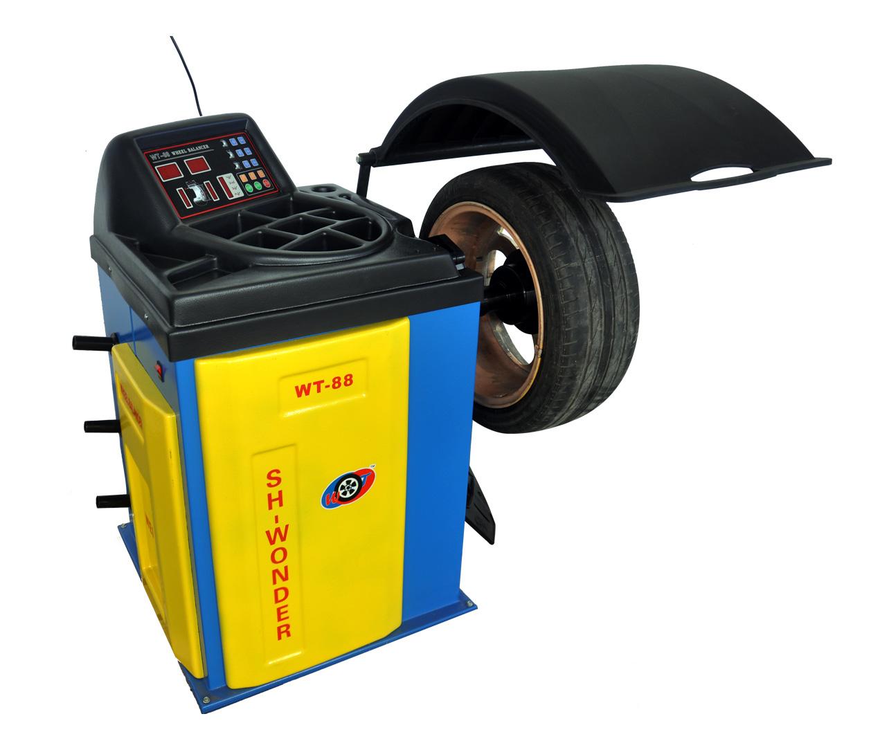 WT-88车轮平衡仪