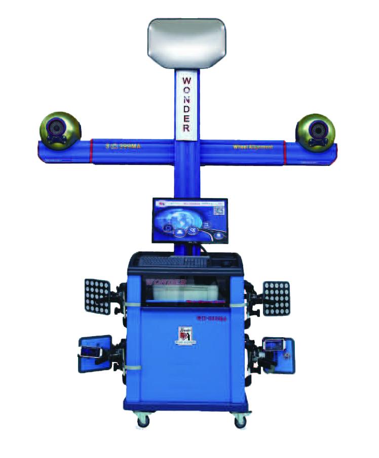 TW-399MA 五镜头固定式通道型